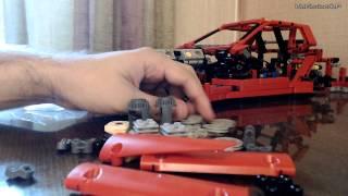 LEGO - Пополнение коллекции и передняя подвеска 8070