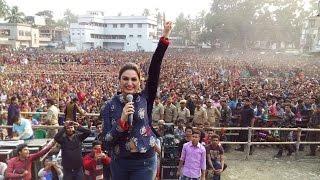 Abhi abhi to mile ho~~jism2 full hd song by Akrity kakar ,live at CEIM kolkata #FULL_MASTI.VKS