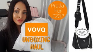 VOVA UNBOXING HAUL | CHEAP FAKE DESIGNER ITEMS!?