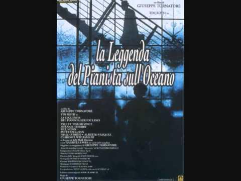 Colonna sonora-La leggenda del pianista sull'oceano-Ennio Morricone