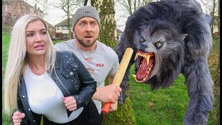 Chased By A Werewolf!! THE MOVIE!