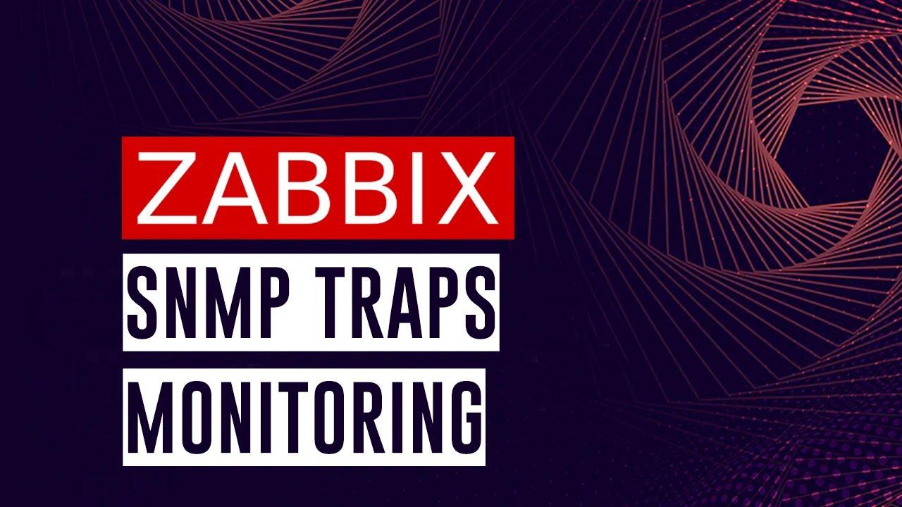 SNMP Traps in Zabbix Tutorial