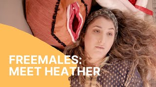 freemales: Heather teaser