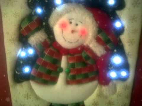Cuadro navidad 3 3gp youtube for Cuadros de navidad