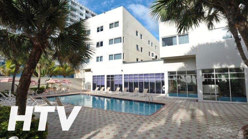 Crystal Beach Suites Hotel Health Club En Miami