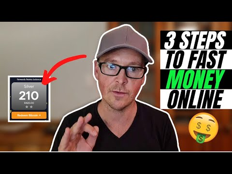 How To Make Money Online Fast In South Africa 2021 [EARN FREE BITCOIN]