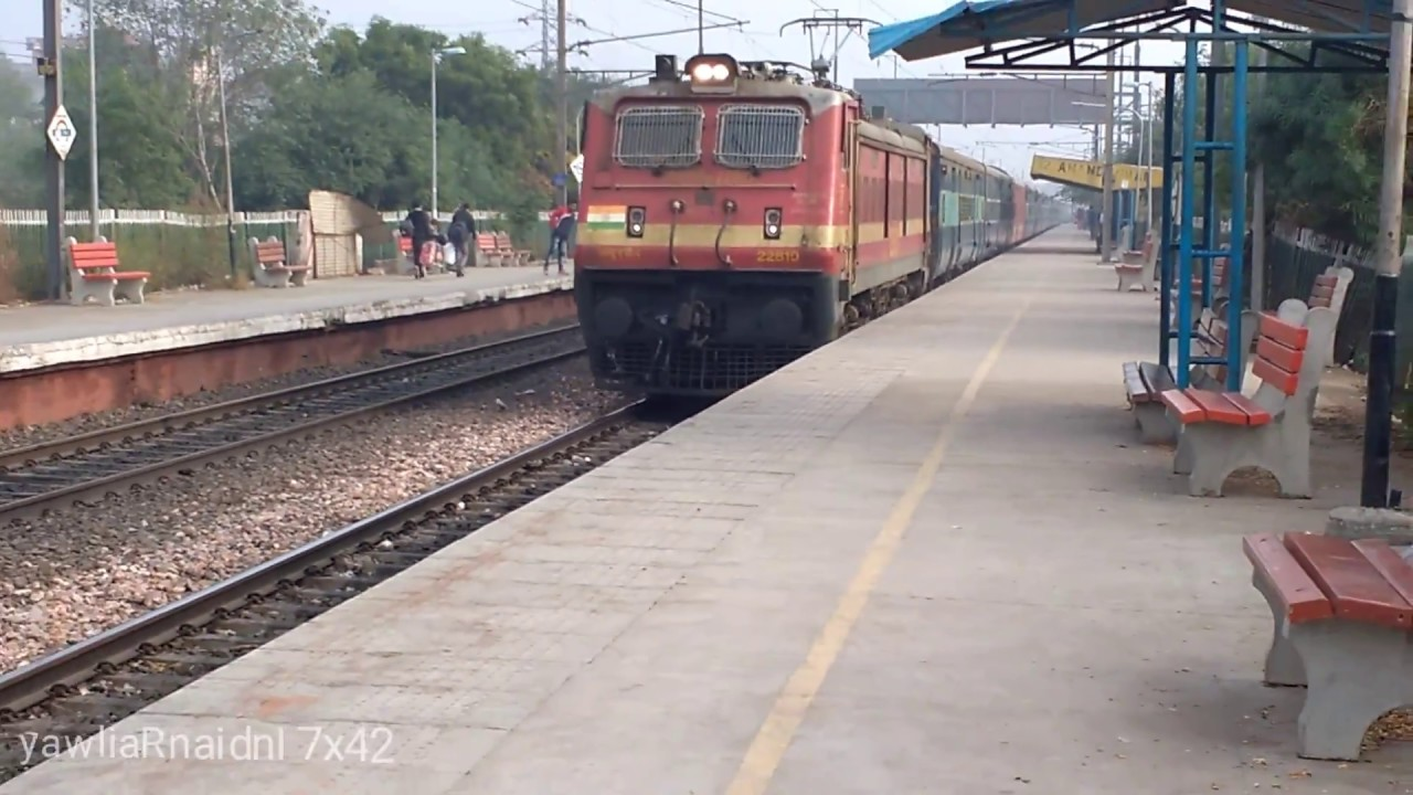 स्वर्ण मंदिर मेल - 12903/Golden Temple Mail (PT) | BCT/Mumbai Central to  ASR/Amritsar Junction