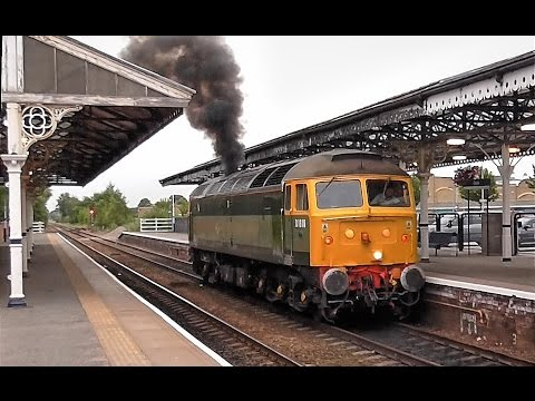 Diesel Locomotive 'Thrash' Compilation (2016)