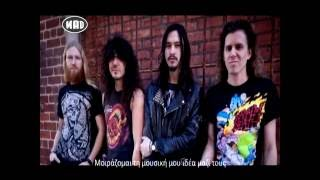 Vektor & Sacral Rage Interview (Tv War 26/9/16)