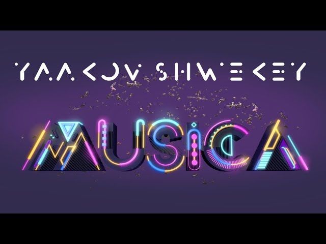 Yaakov Shwekey | MUSICA | Album Preview