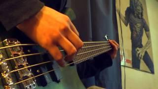Megadeth - Five Magics (Bass cover)