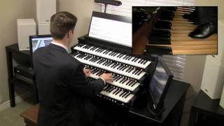Praeludium in C by J.C. Kellner | Hauptwerk Virtual Pipe Organ