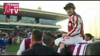 Qatar Emirs Sword 2013 : victoire de Tabarak pour Alban de Mieulle et Olivier Peslier