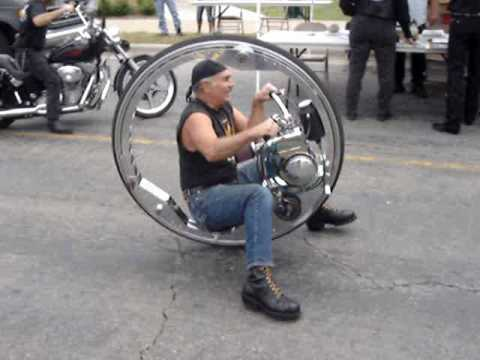 Wheels of Tomorrow One Wheeler (Monocycle)