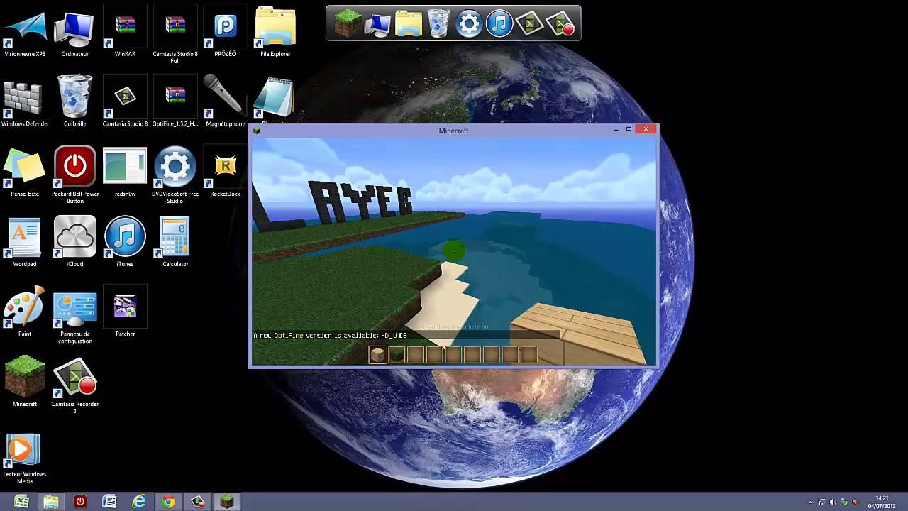 Comment Mettre Un Pack De Texture Moartex Sur Minecraft 1 5 2 Youtube