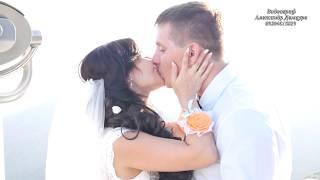 Лучшая зажигательная свадьба года Александр и Юлия!