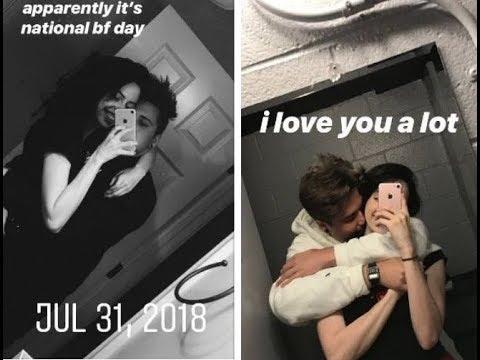 Dani Cimorelli and Her Boyfriend Emmyn Calleiro Date Compilation (8/18/18 - Present)