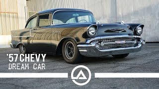 1957 Chevy 210 | A 16 Year Old Kids Dream Car