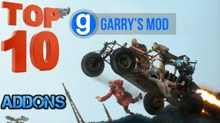 Top 10 Garry's Mod Addons/Mods 2016 (With Download)