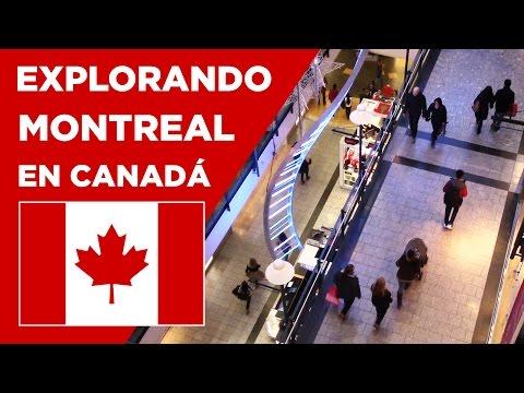 ¿Qué hacer un sábado? - Explorando Montreal, Canadá