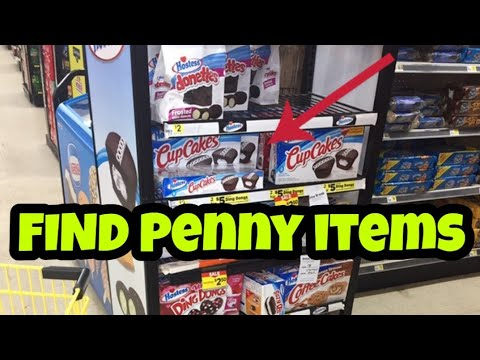Penny Shopping 101- How To Find Penny Items At Dollar General