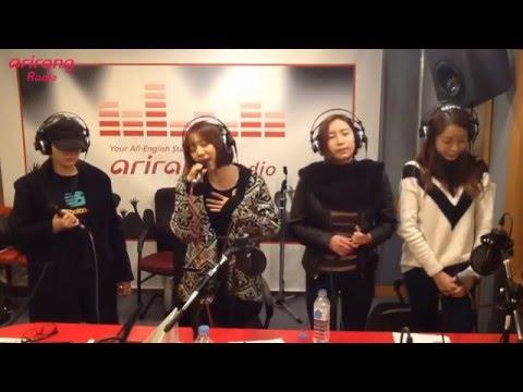 Sunny Hill - Here I Am live @ Arirang Hot Beat