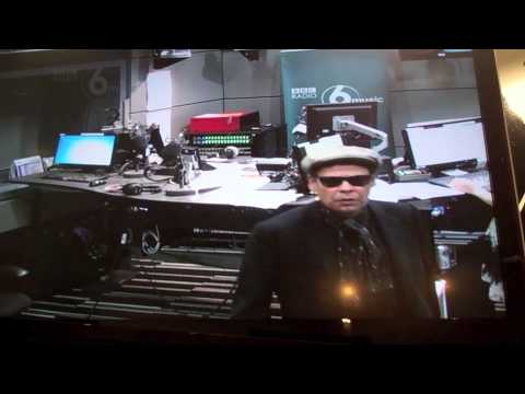 Behind the scenes at the Craig Charles Funk and Soul Show
