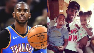 Chris Paul Shares Photo With All Her Kids, Just Wait Till You See Their Kids Are All Grown Up!
