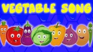 bài hát rau | trẻ em vần điệu | Vegetables Song | Kids Tv Channel Vietnam | nhac thieu nhi hay nhất