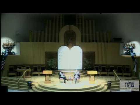 Congregational Conversations Keynote with Ambassador Akbar Ahmed