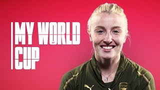 Leah Williamson on the 2019 FIFA Women's World Cup finals