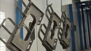 Elite Air Systems' Heavy Equipment Paint Finishing System