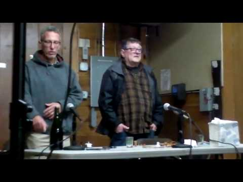 Making Barrel Cider with Steve Patt and Paul Correnty (2016)