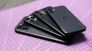 Trên tay dummy iPhone 12: có tận 4 phiên bản !?