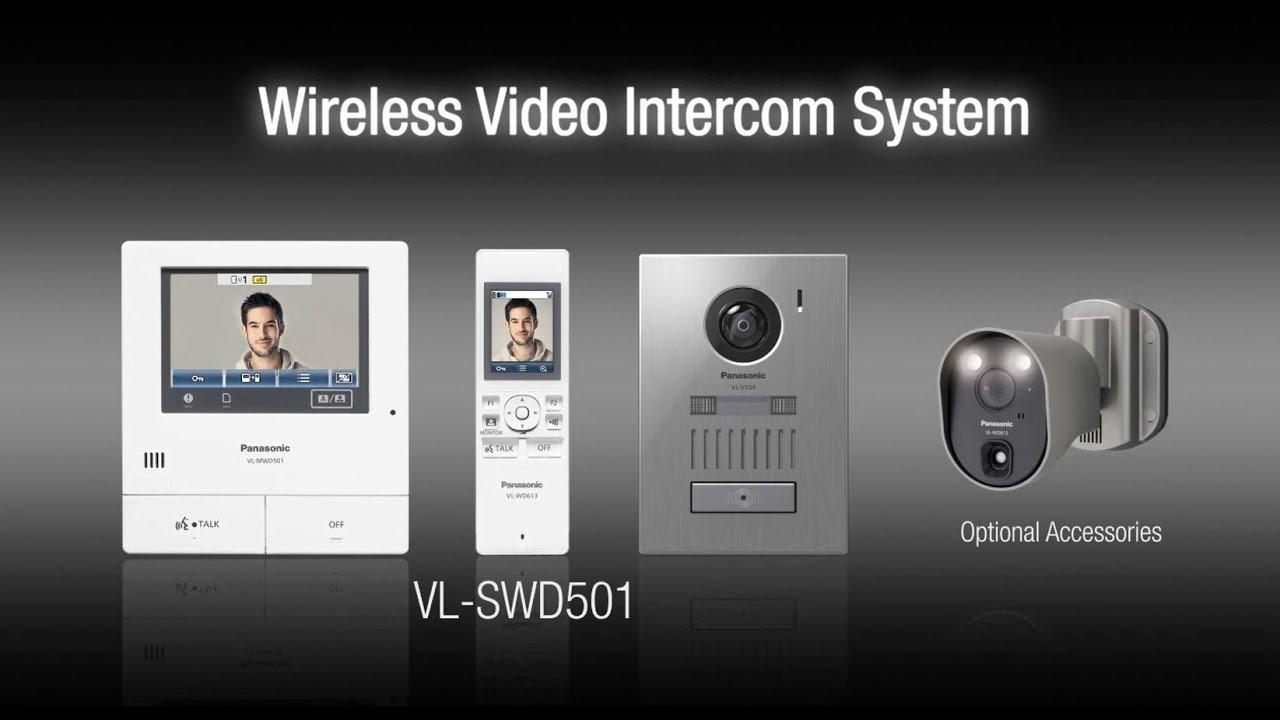 Panasonic Video Intercom Systems Youtube