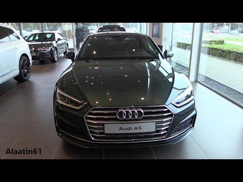 Audi A5 S Line 2017 In Depth Review Interior Exterior