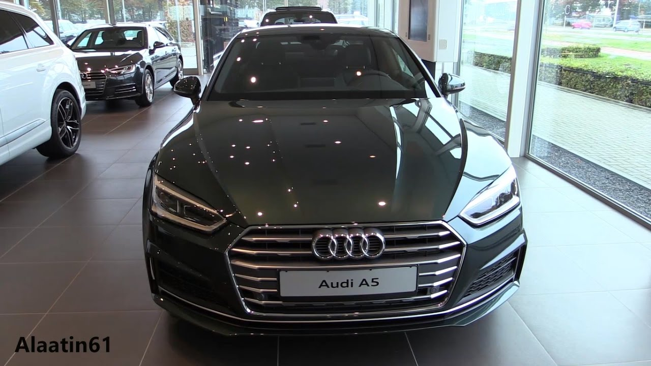 audi a5 s line 2017 in depth review interior exterior. Black Bedroom Furniture Sets. Home Design Ideas