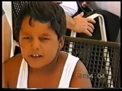 Ja si kendonte Muharrem Ahmeti kur ka qene i vogel (Video)