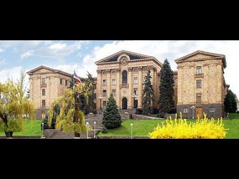 Parliament of Armenia 01.05.2018