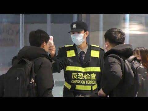 Не допустить эпидемии: страны опасаются нового коронавируса из Китая…