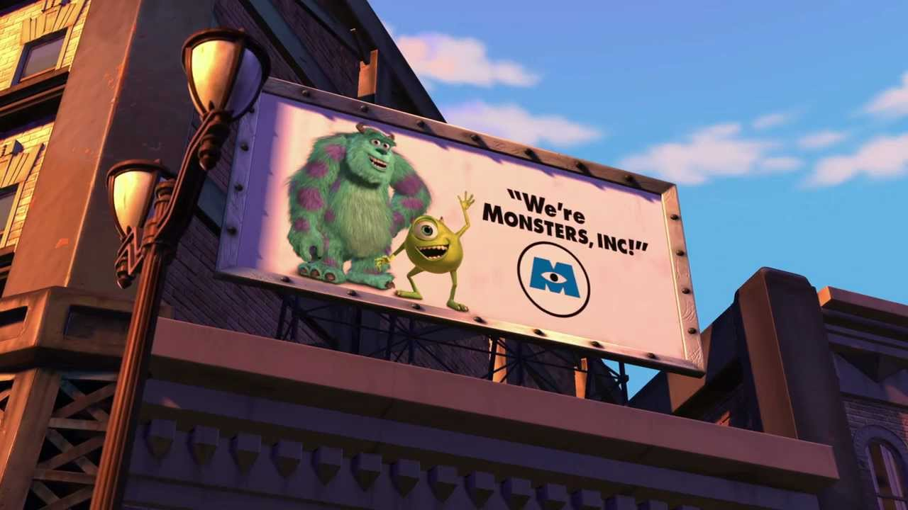 DIE MONSTER UNI - Offizieller Trailer 2 - Disney / Pixar