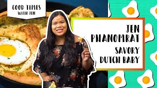 Savory Dutch Baby | Good Times with Jen