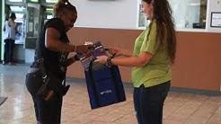 N'oubliez pas d'apporter vos sacs réutilisables partout où vous prévoyez faire des achats