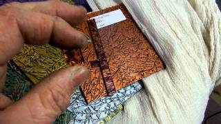 Selling Van Gogh Glass for Stained Glass Mosaics Tiles 1