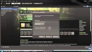 Steamspiele auf einen anderen Computer übertragen