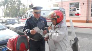 ГИБДД  операция шлем