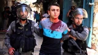 حكاية السجنة الفلسطينية ابنة ال 12 سنة مع سلطات الاحتلال الاسرائيلي