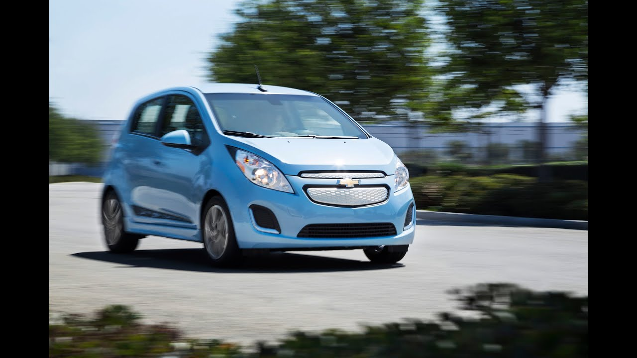 Perfect Chevy Spark EV Review   YouTube