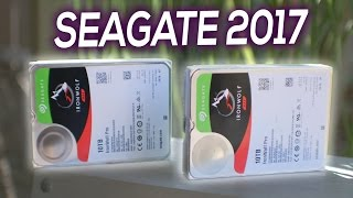 Seagate's New 10TB Ironwolf Pro, FireCuda SSHD & Barracuda Drives | Are they ANY Good?