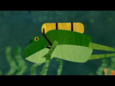 Mr Scruff - Fish Music Video